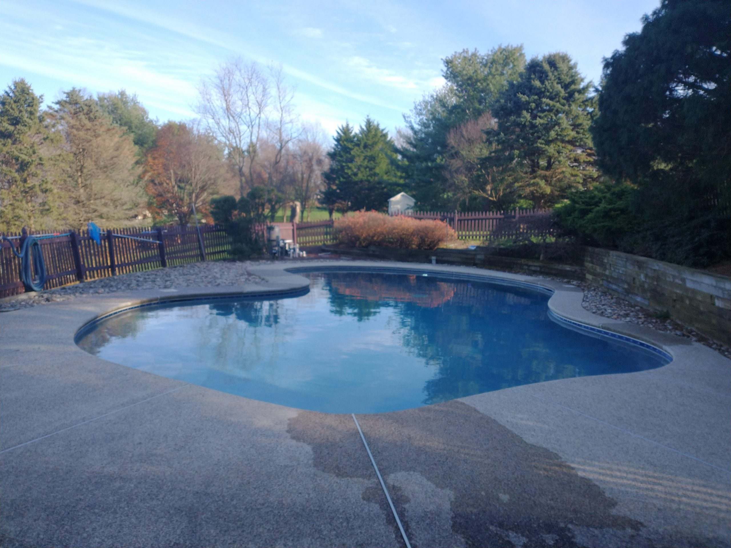 Home Pool Opening Services in Newark, DE